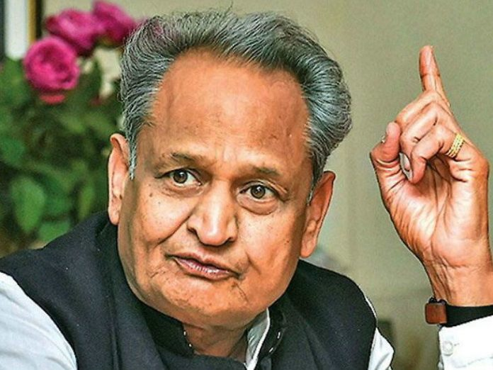 Gehlot reached Jaisalmer, targeted fiercely at BJP