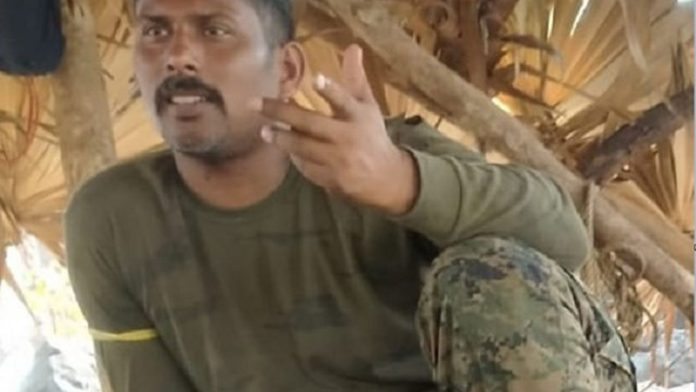 Naxalite attack: Photo of CRPF jawan in Naxalite caption surfaced; Conditions to leave